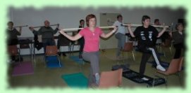 Photo exercie Biokinésie